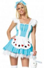 Alice In Wonderland Costume by Leg Avenue